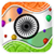 Indian Flag Live Wallpaper - Independence Day app for free