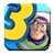 Toy Story 3 Memory Match icon