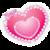 Diamond Hearts Live Wallpaper free icon