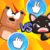 Dog vs Cat RPS Battle app for free