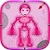 Pink Robo super power girl app for free
