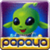 Papaya Planet Bubble HD icon