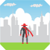Red Hat-Man Slay and Run icon