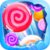 Sweet Candy Mania Mathch3  puzzle game  app for free