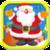 Run Santa Run Free icon