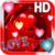 Rose Hearts Live Wallaper app for free