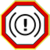 Brake or Crash icon