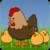 Farm Chick Game for Children icon