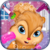 Baby Chipmunk Salon app for free