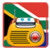 South African Live Radio Sport News Music app for free