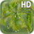 Drops Leaves LWP Free icon