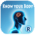 Know Your Body app for free