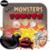 Little  Monsters Bomber icon