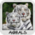 Animal Wallpapers by Nisavac Wallpapers icon