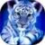 Blue Tiger Live Wallpaper app for free
