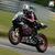 Motor racing puzzle icon