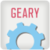 Geary icon
