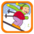 Ice Hill Ski Race Free icon