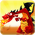 Fire Angry Dragons app for free