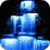 Stepped Waterfall Live Wallpaper icon