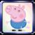 Peppa Pig Basketball icon