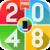 Game 2048 icon