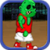Zombie smasher : stupid zombie icon