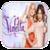 Easy Violetta Wallpaper Puzzle icon