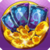 Happy Solitaire - Magic 11 icon
