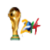 Football World Cup 2014 app for free