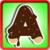Cute ABC Chocolate Pair Game icon