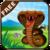 DANGER Snake icon