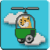 Doge Copter icon