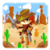 Amazing Cowboy Adventure app for free