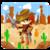 Amazing Cowboy Adventure icon