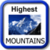 Highest Mountains icon