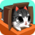 Small Kitty in the Box icon