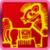 Cute Papercut Zodiac Pair Game icon