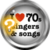 70s Singers and Songs Quiz icon