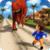 Safari Run Dinosaur icon