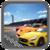 Shoot Rush Racing Free icon