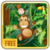 Crazy Monkey In Jungle  icon