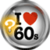 60s Music Quiz free icon