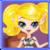 Rainbow Fairy Party Dress icon