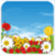 Flower Field Live Wallpaper icon
