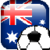 Australia Soccer Logo Quiz and Trivia app for free