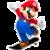 Super Mario Skateboard icon