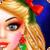 Santa Doll - Christmas Salon app for free
