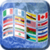 National Flags Trivia free icon
