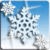 Draw your own snowflake app for free